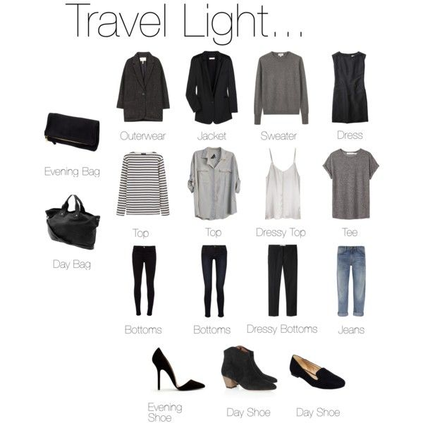 ELVIRA: What to pack for a weekend trip with boyfriend